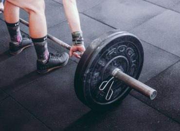 Ćwiczenie na klatkę – pompka